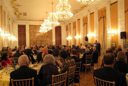 Gala at the Embassy of the Russian Federation