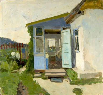 Nikolai Sergeyev Open Door