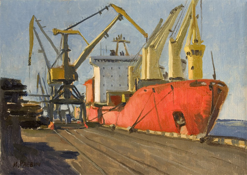 Igor Raevitch In the Port