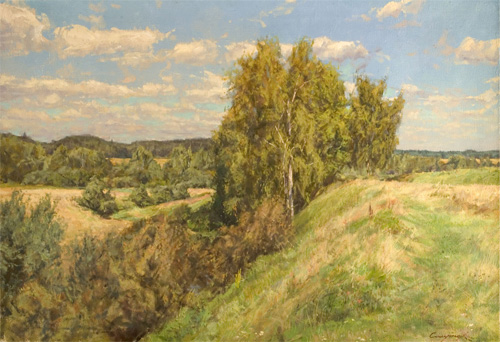 Andre Smirnov The Month of August