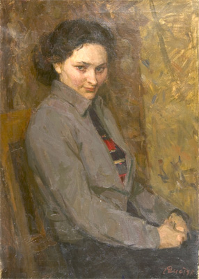 Oleg Chistyakov The Student girl