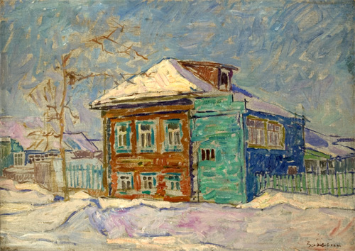 Vyacheslav Zabelin Winter
