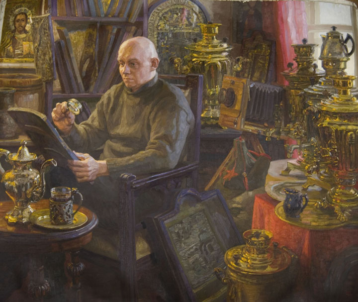 Ivan Kugach The Collector