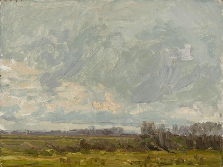 John Wurdeman Storm in Autumn