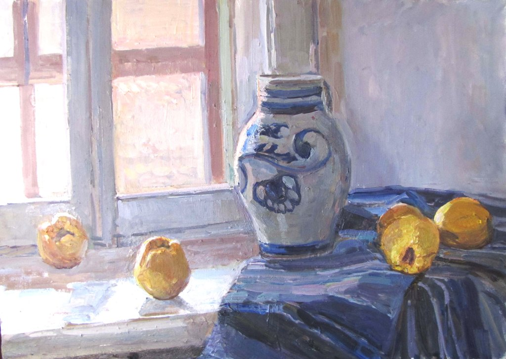 John Wurdeman Still Life with Quince