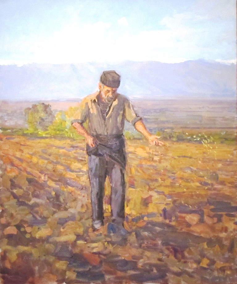 John Wurdeman The Sower