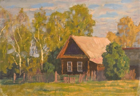Nikita Fedosov Near by Cottage