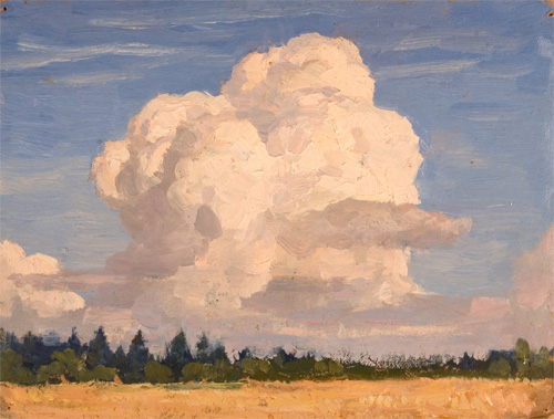 Nikita Fedosov Gigantic Cloud