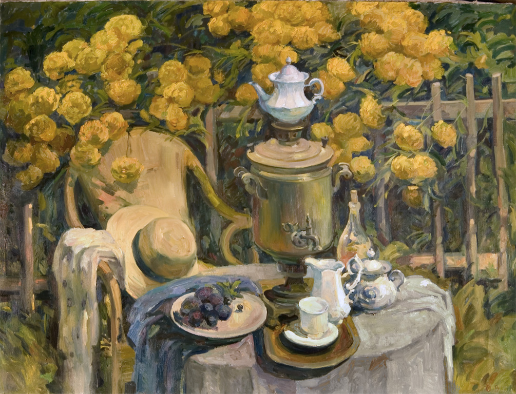 Olga Belakovskaya Evening Tea