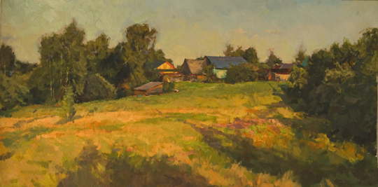 Andre Smirnov On the Edge of the Village
