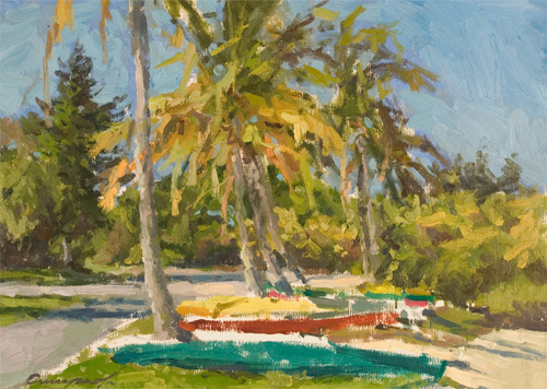 Andre Smirnov Tropical Coast